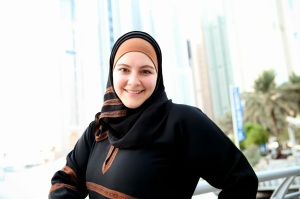 Noor Al Geziry, CoolBrands curator, Dubai, UAE, Cool Noor, #ATW80B #CBNWS Around the World in 80 Brands