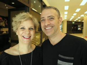 Stephanie Hancock and Guy Wachs Wild Honey #wildhoney -CoolBrands curator - Singapore